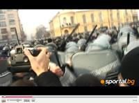 Фотоапарати снимат полицаите
